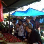 Kalenic Market, near the St. Sava Temple, Belgrade