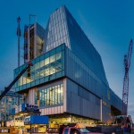 New Whitney Museum Construction NYC