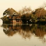 Pagoda on Hangzhou's West Lake