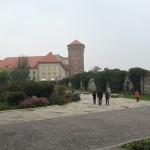 Krakow, Poland, from Wawel Castle