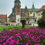 Wawel Castle Complex Krakow Poland