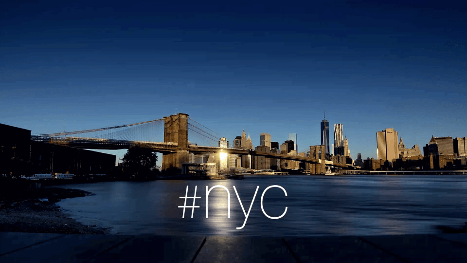 hashtag nyc