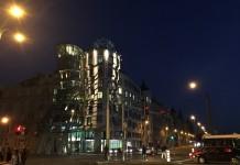 Prague at Night