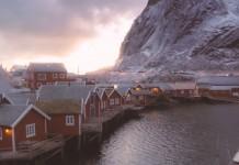Lofoten. One Flew over Norway Featured