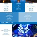 Berlin Top Landmarks Infographic