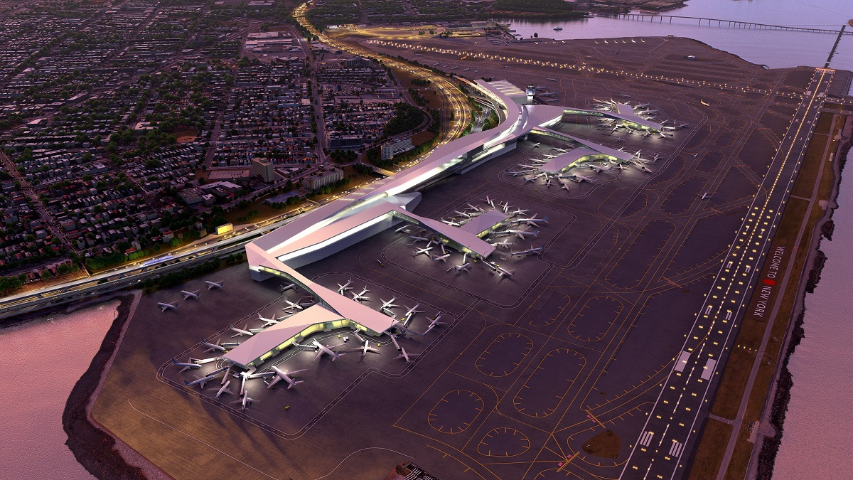 LaGuardia Renderings 2015