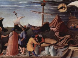 Life of St Nicholas Fra Angelico
